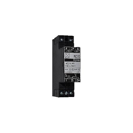 PX310  prevodník pre odporové teplomery termočlánky
