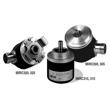 MIRC 300 a 325 Magnetický inkrementálny snímač