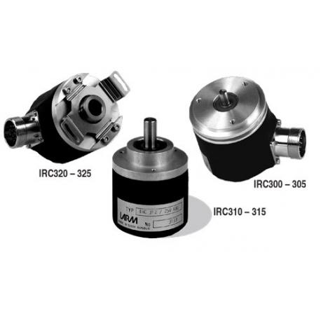 IRC 300-325 Inkrementálne rotačné snímače