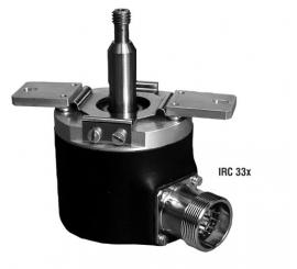 IRC 330-335 Inkrementálne rotačné snímače