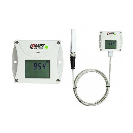 T5540, T5541 Ethernetové snímače CO2