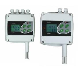 H5524, H5521 regulátory CO2 s Ethernetom