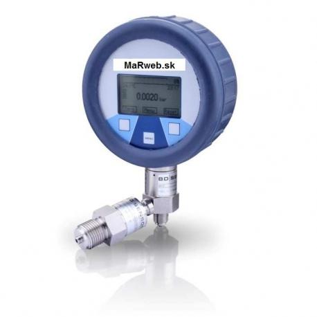 DM 01 Digitálny manometer s batériovým napájaním