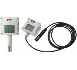T7510, T7511 ethernetový snímač teploty, vlhkosti a tlaku