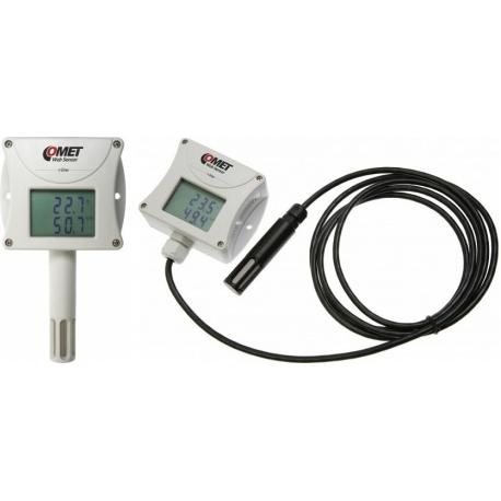 T7510 a T7511 ethernetový snímač teploty, vlhkosti a tlaku