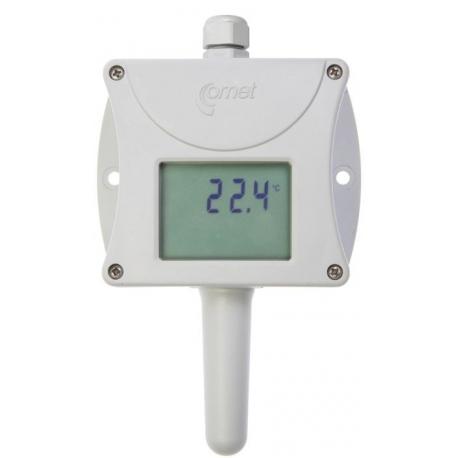 T0310 , T0410 Snímač teploty s výstupom RS