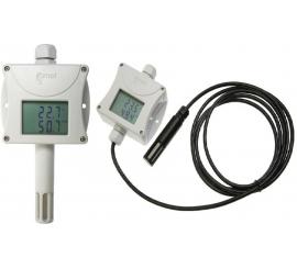 T3110, T3111 Snímač teploty a vlhkosti s výstupom 4-20mA