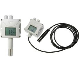 T3411, T3419 Snímač teploty a vlhkosti s výstupom RS485