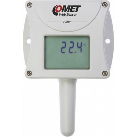 T0510 Web Sensor teplomer s výstupom Ethernet