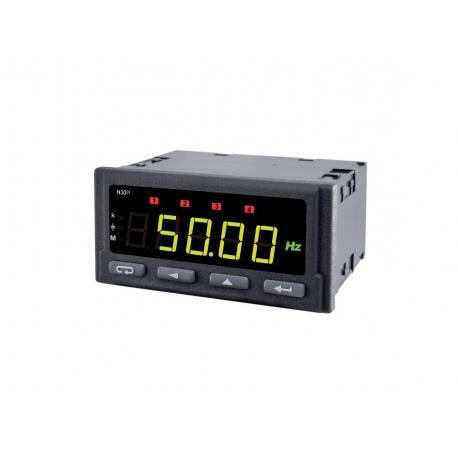 N30P Zobrazovač prúdu a napätia AC