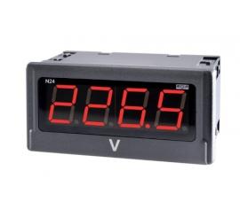 N24Z,  N24H Zobrazovač merania napätia a prúdu
