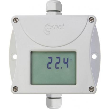 T4211 Snímač teploty s výstupom 0-10V