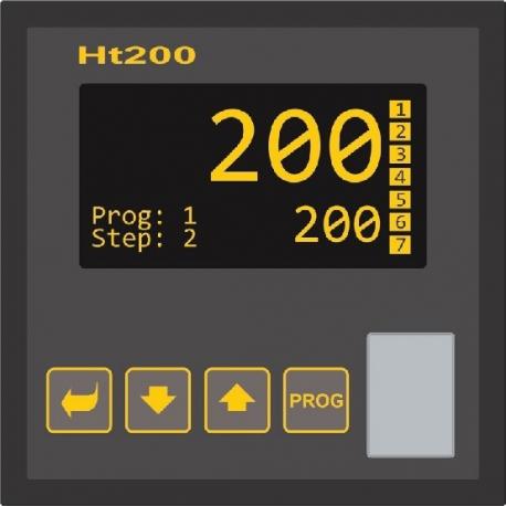 Ht200 PID programový regulátor