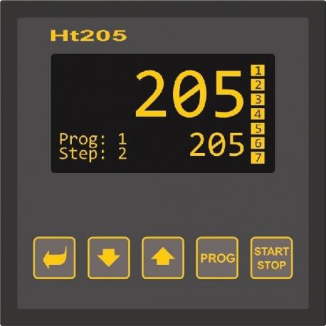 Ht205 PID programový regulátor