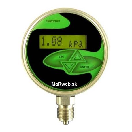 BAP Batériový tlakomer so záznamom
