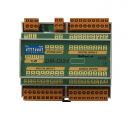 DM-xx Vstupno-výstupné moduly s protokolom ARION