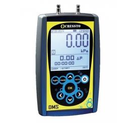 DMS digitálny tlakomer s dataloggerom