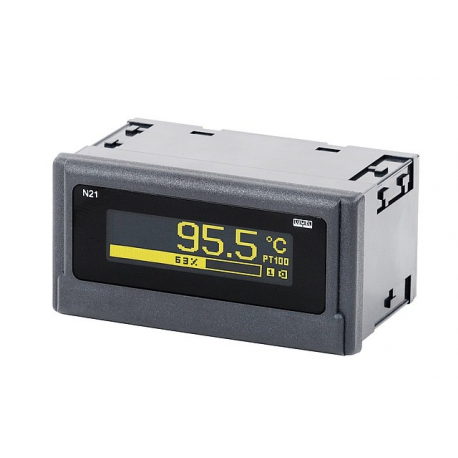 N21 OLED zobrazovač teploty, napätia a prúdu DC