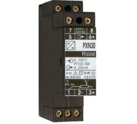 PXN30 prevodník RTD, Tc a potenciometra