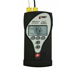 M1200 Multilogger záznamník teploty so 4 vstupmi Tc