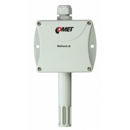 P3110E Ekonomický snímač teploty a vlhkosti s výstupom 4-20mA