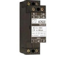 ACN/S prevodník strednej hodnoty striedavého prúdu a napätia