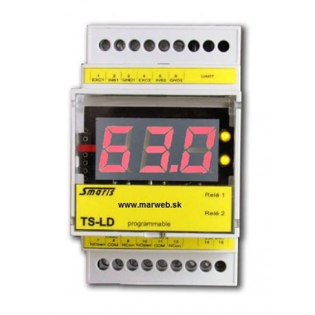 TS-L2D Teplotný spínač rozdielu teplôt