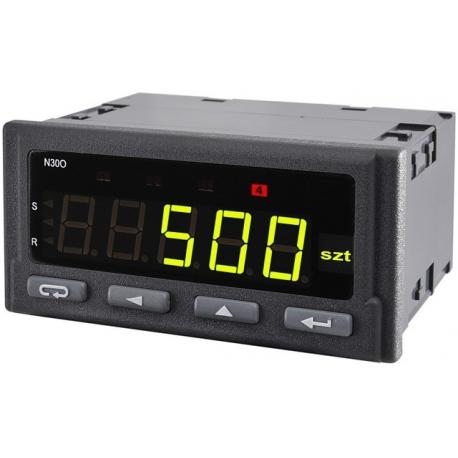 N30O Zobrazovač impulzov a frekvencie