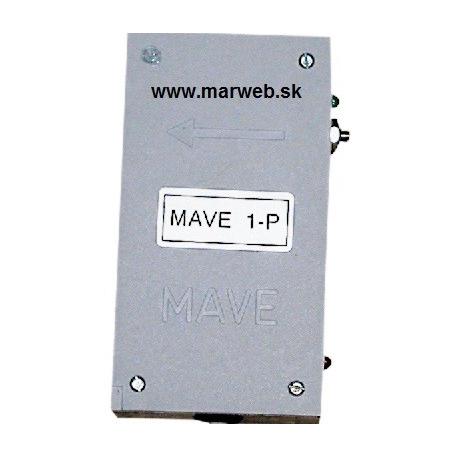 MAVE 1-P Snímač hladiny kvapaliny