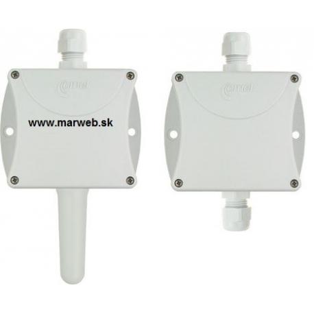 P0210, P4211 Snímač teploty s výstupom 0-10V