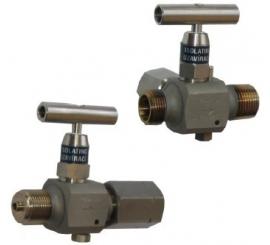 VS100,VS110,VS120 ventily jednocestne a VS200 dvoucestna ventilova souprava