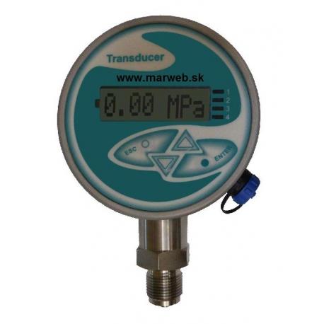 BAP2 Batériový tlakomer so záznamom
