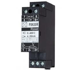 PXN30R prevodník RTD,TC a DC signálov pre koľajové vozidla
