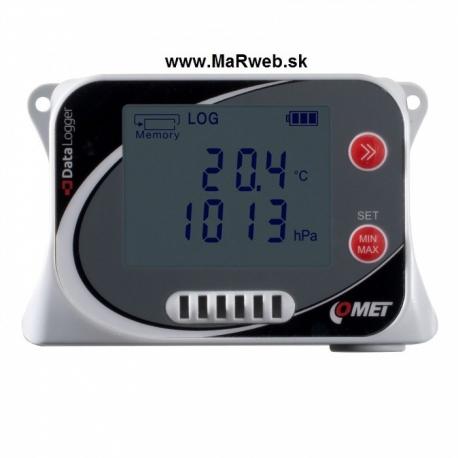 U4130 záznamník teploty, vlhkosti a atmosférického tlaku
