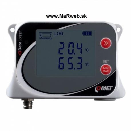 U0122 záznamník teploty pre externé sondy