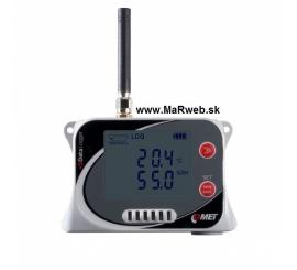 U3120M GSM záznamník teploty a vlhkosti s vnútorným čidlom