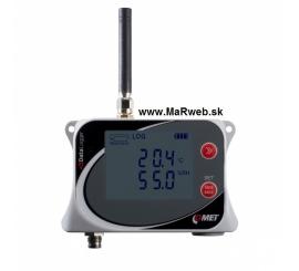 U3121M GSM záznamník teploty a vlhkosti s externou sondou