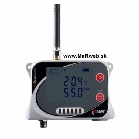 U3631M GSM záznamník teploty a vlhkosti s externou sondou