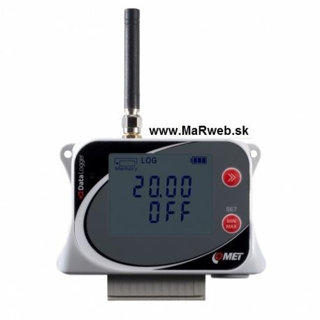 U6841M GSM záznamník prúdu a bináru