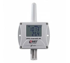 W7810 Sigfox bezdrátový teplomer, vlhkomer a barometer