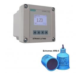 SITRANS LUT400 Ultrazvukový prietokomer pre kanály a žľaby