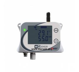 W3721 WiFi snímač teploty a relatívnej vlhkosti s externým čidlom
