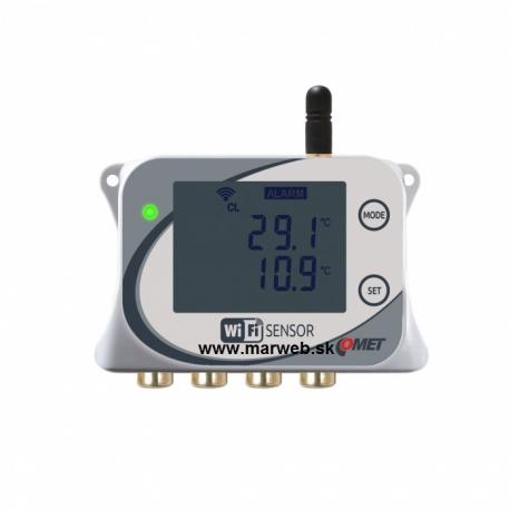 W0741 WiFi snímač teploty