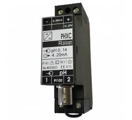 PHXC programovateľný prevodník pre sondy pH s galvanickým oddelením