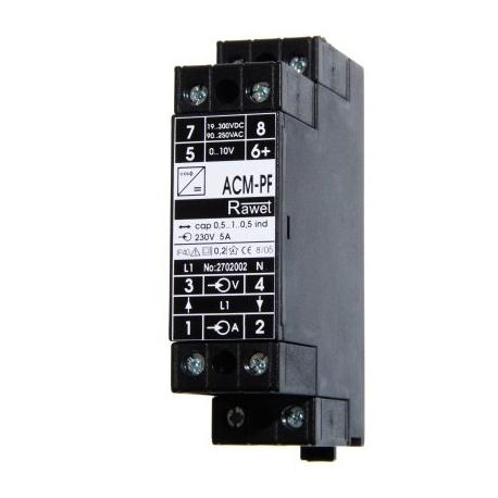 ACM-PF prevodník účinník v jednofázovej sieti