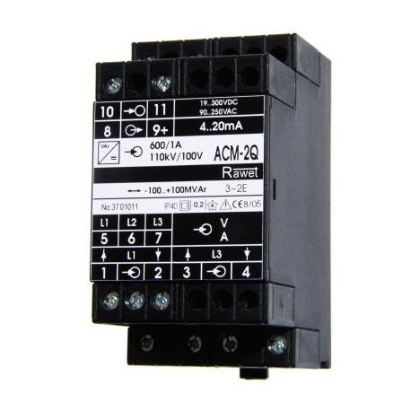 ACM-2Q prevodník jalového výkonu