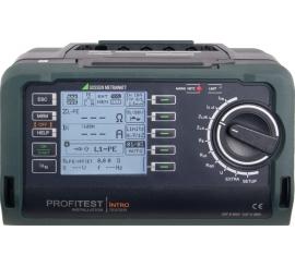 PROFITEST INTRO  tester elektrických inštalácií