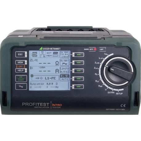 PROFITEST C  tester elektrických inštalácií