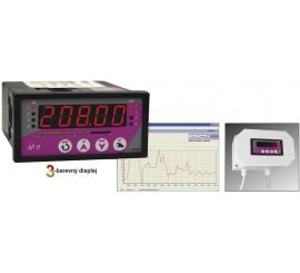 AP 11 Panelmeter zobrazovač