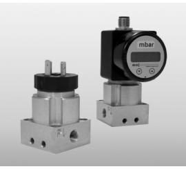 DMD 341 Snímač nízkých tlakových diferencí